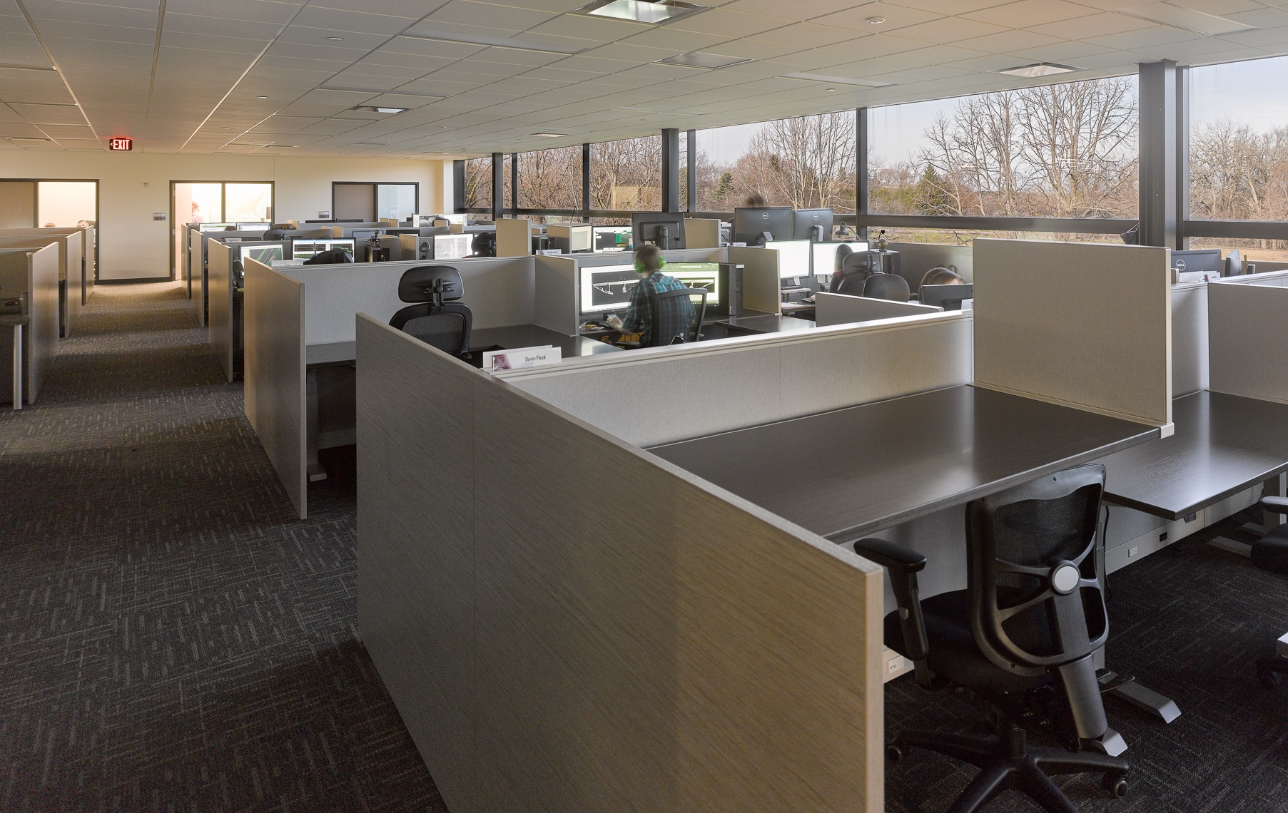 open office concept